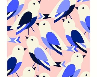 Gilee Bird print 002