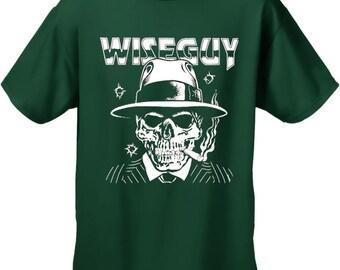 The Wise Guy Men's T-Shirt  - #B368