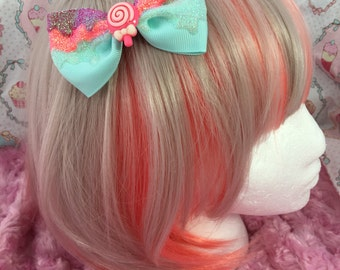 Melted Candy Dream Bow