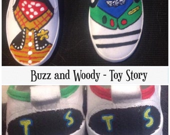 Toy Story Shoes special order