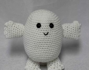 Handmade Crochet Adipose *Made to Order*