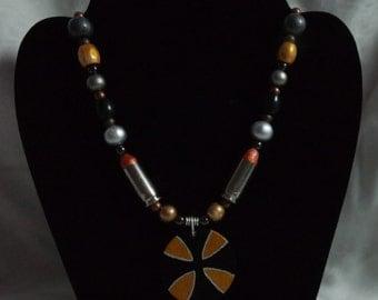 Bullet Necklace
