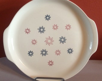 Sunburst Serving Platter