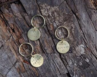 Custom Key Ring