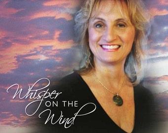 Whisper On the Wind - singer songwriter - music to comfort loss