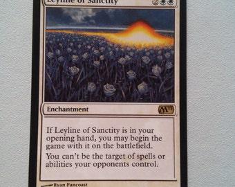 Leyline of Sanctity Magic the Gathering