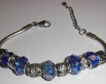 Color Bracelet - BLUE