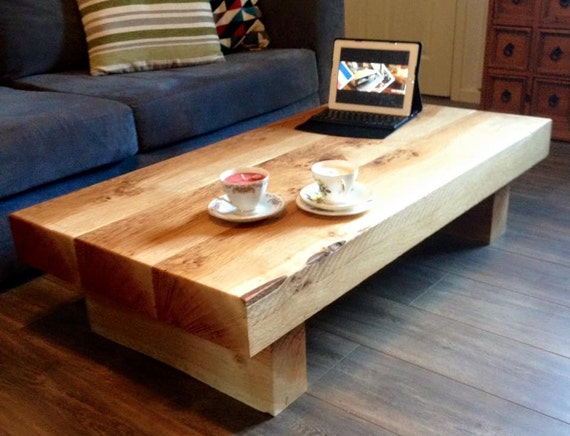 Oak Sleeper Coffee Table Coffee Table Sleeper Table Oak