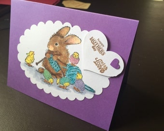 Mothers' card