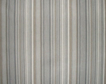 "84"" Shower Curtain, Premier Stripe Gray, Lined"