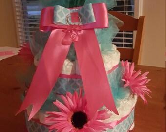 Themed Diaper Cakes
