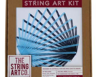 Diy oklahoma string art kit state string art kit oklahoma nail art oklahoma decor custom - String art modele ...