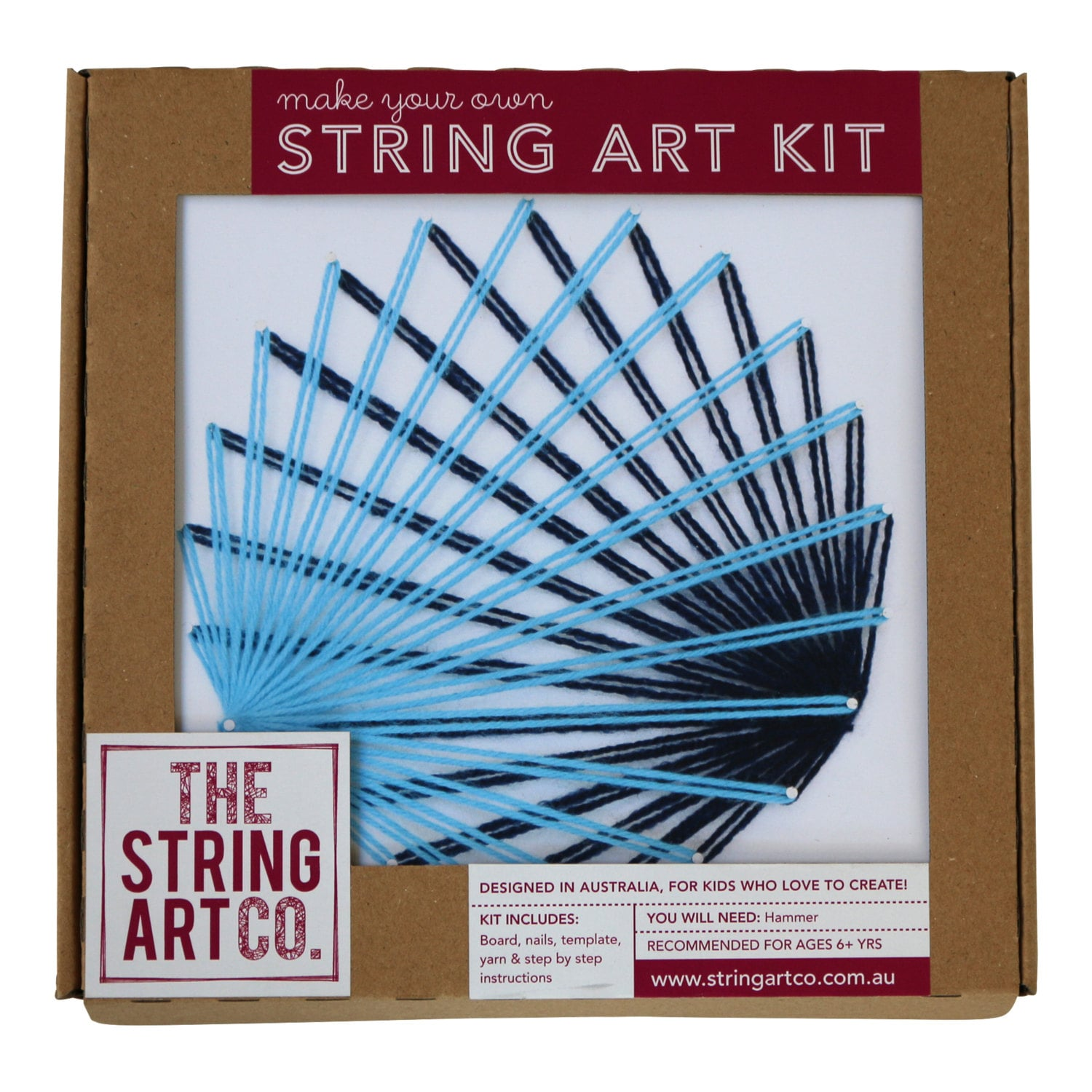 String art craft kit - Sold By Stringartco