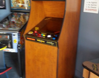 Multicade Full Upright 60n1 Arcade