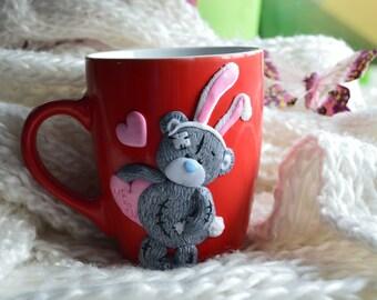 Teddies cup