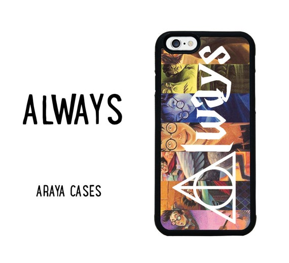 Harry Potter Book Cover Collage : Harry potter phone case always book collage iphone by