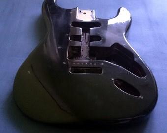 Stratocaster electric guitar body vintage stratocaster