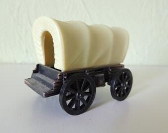 WESTERN WAGON miniature pencil sharper