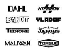Borderlands Gun Brands