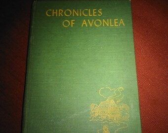 TVTEAM Chronicles of Avonlea by L.M.Montgomery
