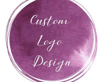 Pre-made Custom Logo Design - Instant Download