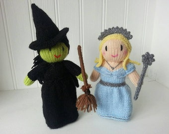 wicked witch and good witch
