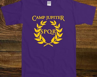Camp Jupiter T-shirt Tee t shirt  for men and women in varies color and sizes SM-00043
