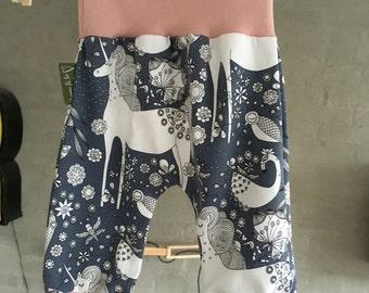 Unicorn pants 3-6 months