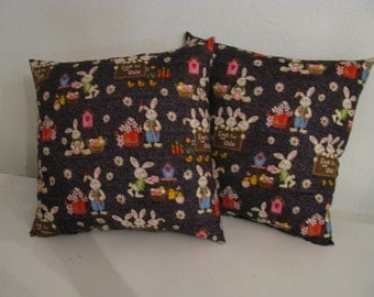 Easter Pillows Set of 2