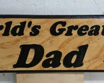 World's Greatest Dad  World's Greatest Dad Gift