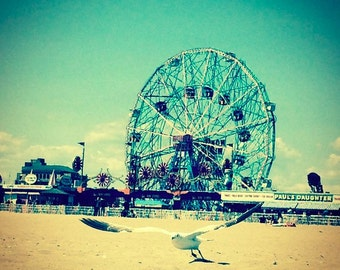 Coney Island Summers