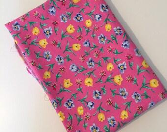 Vintage Bright Spring Fabric