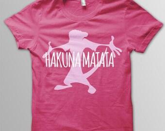 Lion King Hakuna Matata Shirt Disney shirt toddler Lion King shirt