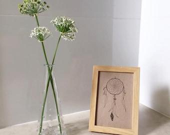 gumdots little art - little prints of handdrawn original fineliner artwork