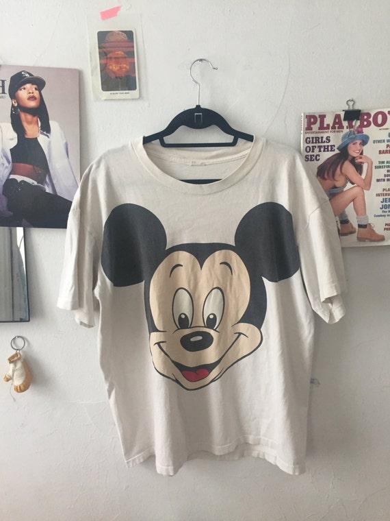 Vintage Mickey Tee 95