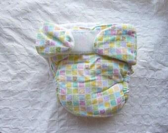 Medium New Diaper