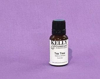 Tea Tree (Melaleuca alternifolia) Essential Oil 15 mL