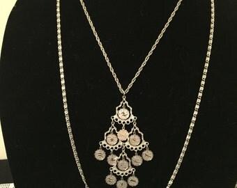 One of a kind zodiac necklace!