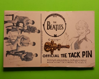 Beatles Tie Tack pin