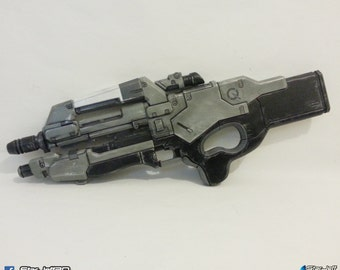 M96 Mattock from Mass Effect (1:1 3D Printed Replica)
