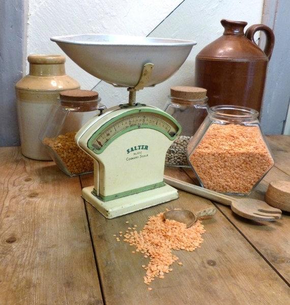Vintage Salter Kitchen Scales