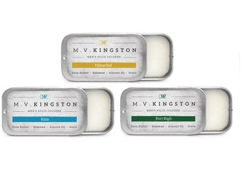 M.V Kingston Solid Cologne - The Trio