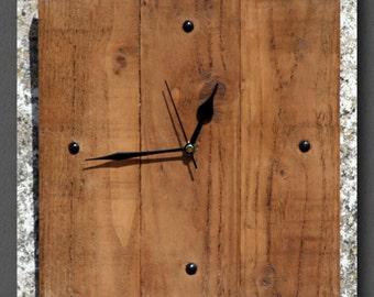 Plank Clock