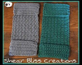Reusable Swiffer Sweeper Pads Set/2 Handmade Crochet