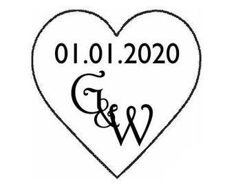 Custom Wax Letter Seal (Design 25)