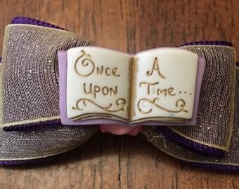 Fairytale magic band bow