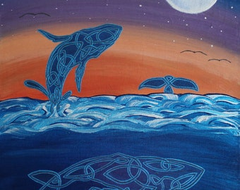 Celtic Humpback Whales