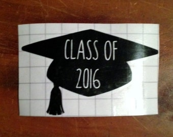 Class of 2016 Decal