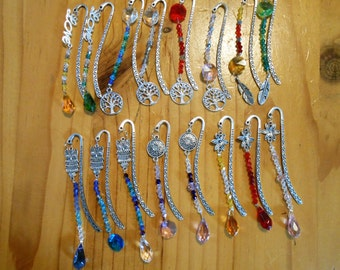 crystal sun catcher bookmarks