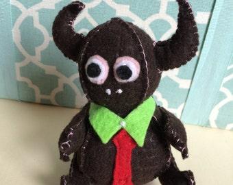 Demon plush/ornament